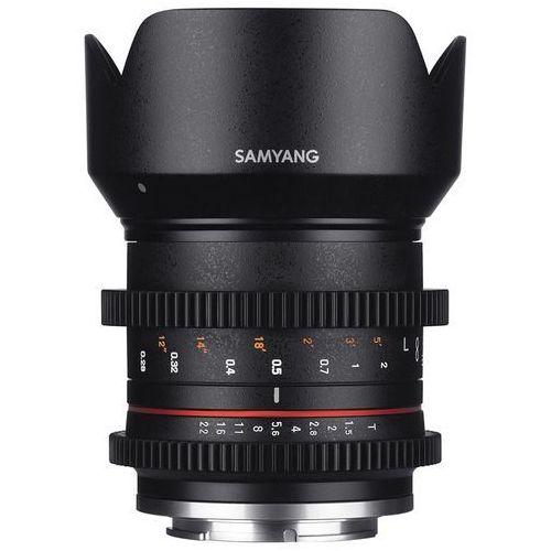 Samyang 21 mm T1.5 ED AS UMC CS Sony E - produkt w magazynie - szybka wysyłka!