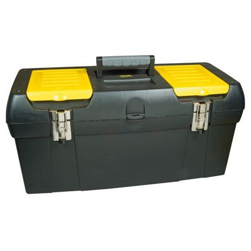 Stanley Skrzynka na narzędzia 24 cale z praktycznymi pojemnikami (3253561920677)