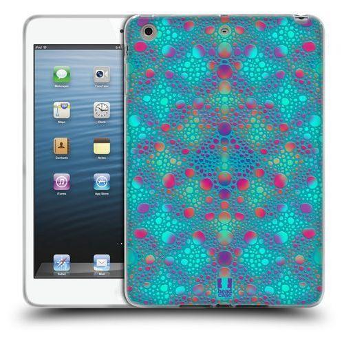 Etui silikonowe na tablet - chameleon skin patterns blue marki Head case