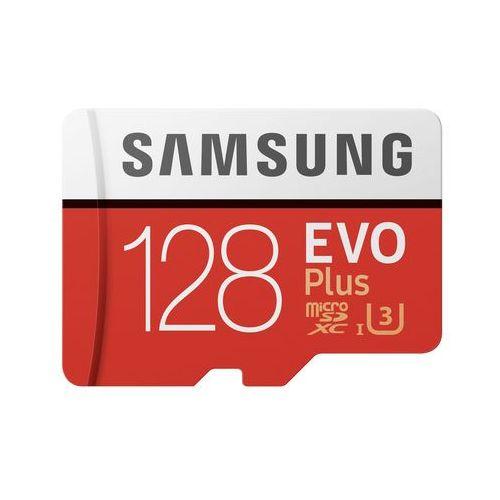 Samsung EVO Plus MB-MC128G 128GB MicroSDXC UHS-I Klasa 10 pamięć flash