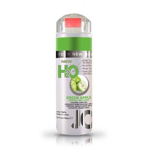 Lubrykant smakowy wodny - System JO H2O Lubricant Apple 150 ml Jabłko