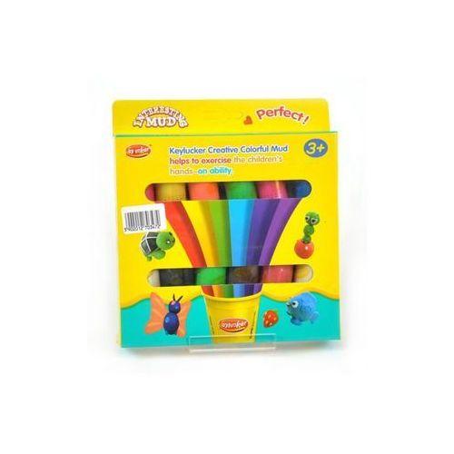 Mega creative Masa plastyczna 6 kolorów blister