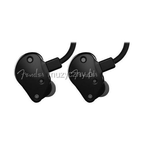 Fender FXA6 Pro IEM Black słuchawki douszne (czarne) Płacąc przelewem przesyłka gratis!
