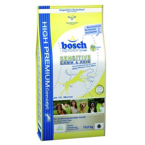Bosch sensitive lamb & rice 15kg (4015598000901)