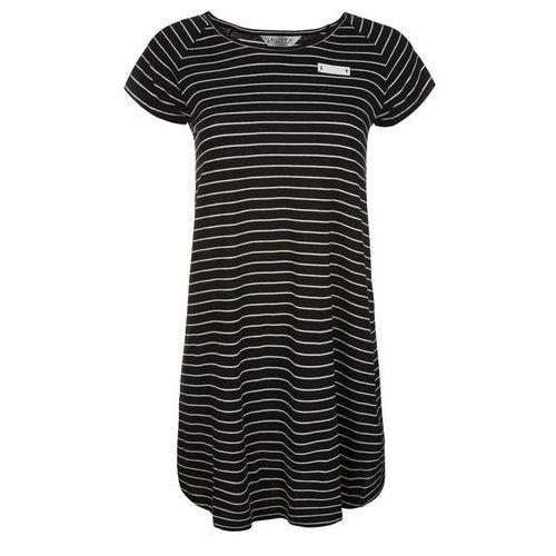 Sukienka - curfew dress black (blk) rozmiar: s marki Nikita