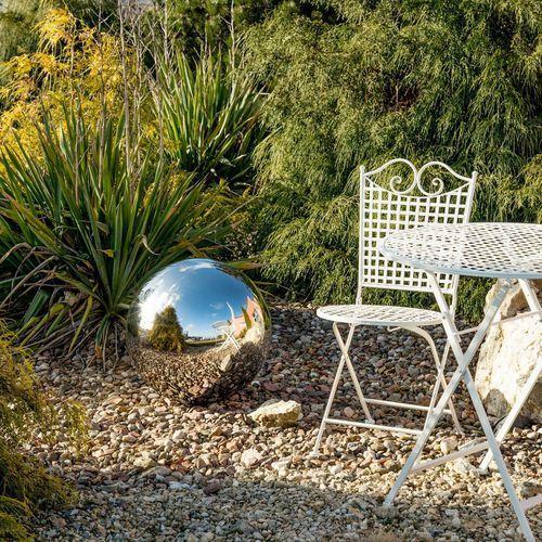 Dekoria kula ogrodowa-dekoracyjna sava śr. 50cm, o50 cm