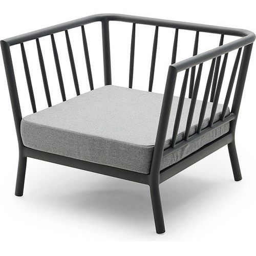 Krzesło tradition lounge szare marki Skagerak