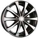 sw4i schwarz poliert einteilig 7.00 x 16 et 40 marki Xtra wheels