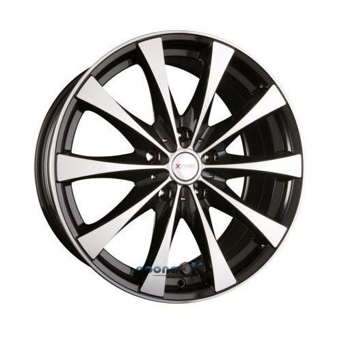 Xtra wheels sw4i schwarz poliert einteilig 8.00 x 18 et 35