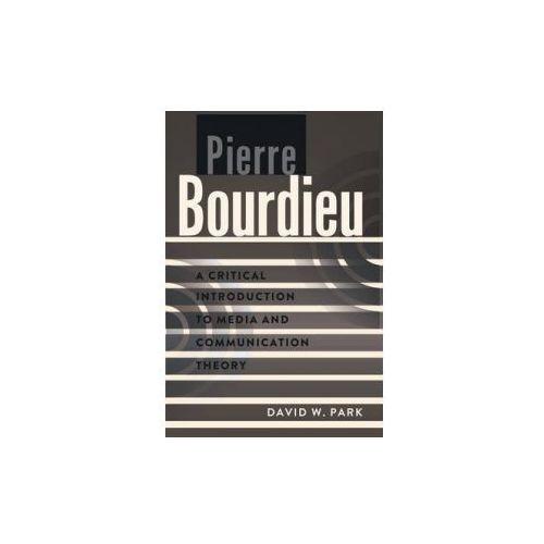 Pierre Bourdieu (9781433108594)