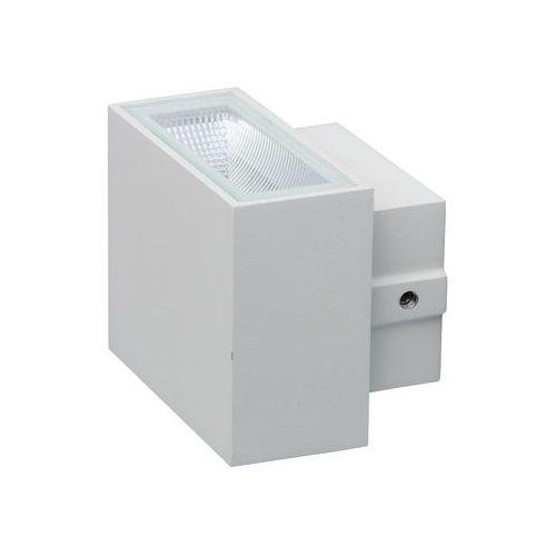 Kinkiet zewnętrzny, nowoczesny LED biały DeMarkt Street (807023001) (4250369177721)