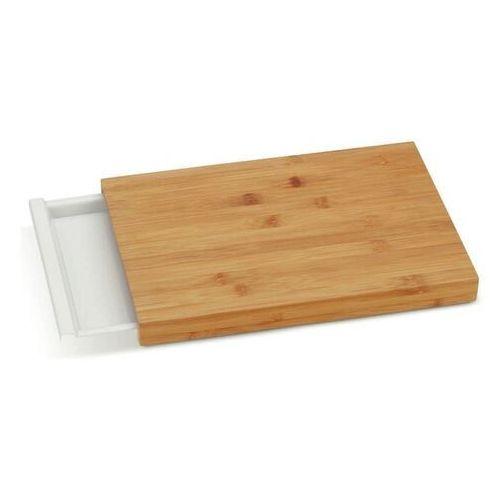 - klara - deska do krojenia z wysuwaną tacką marki Kela