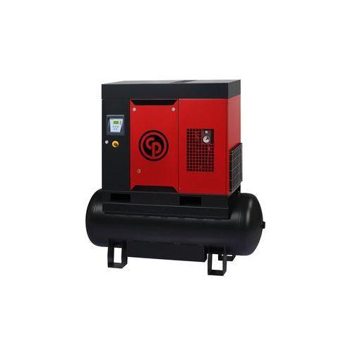 Sprężarka śrubowa cpa 10-13-400 270l marki Chicago pneumatic