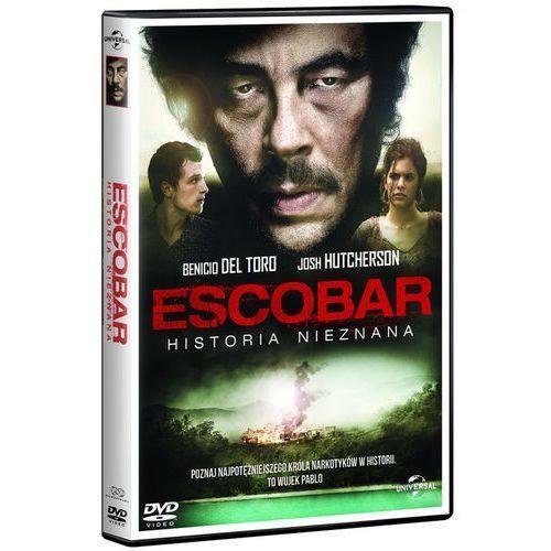 Escobar - historia nieznana, towar z kategorii: Romanse