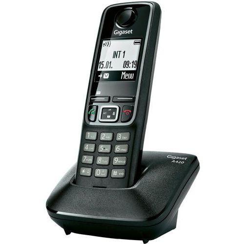 Telefon siemens  a420 wyprodukowany przez Gigaset