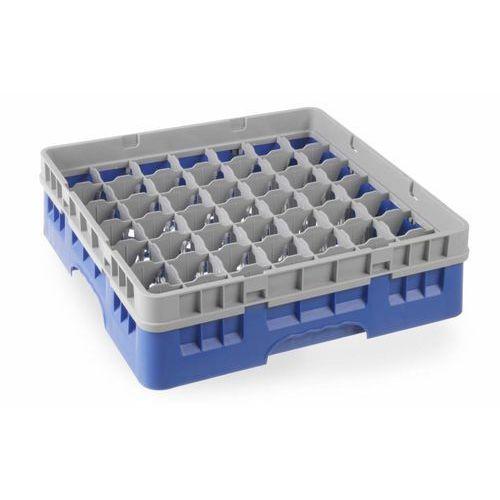 Kosz do szkła | 9-49 elementów | różne kolory | 500x500x143mm marki Amerbox