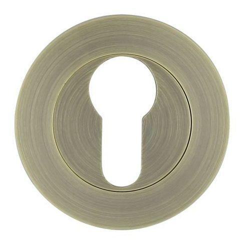 Szyld drzwiowy Ambition dolny na wkładkę patyna (5908211430249)