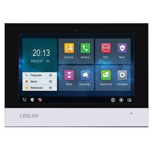 "monitor 7"" leelen tcpip v3s_v31 - dotykowy ekran: kolor monitora - czarny v3s_v31 - autoryzowany partner leelen, automatyczne rabaty. marki Leelen"