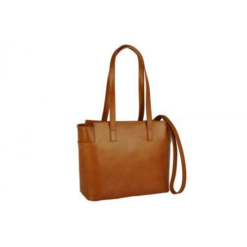 Klasyczne torebki skórzane - Barberini's - Brązowy jasny, kolor brązowy
