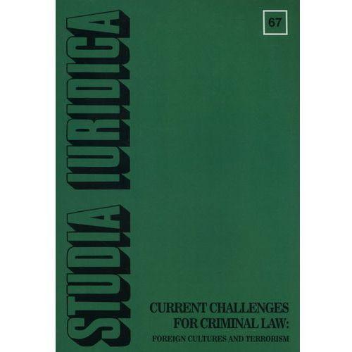 Studia Iuridica nr 67 (238 str.)