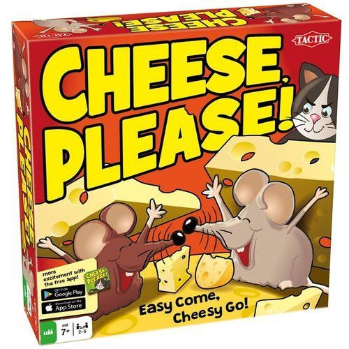 Tactic Cheese please! -