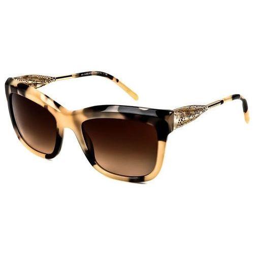 Okulary słoneczne be4207 gabardine lace 350113 marki Burberry