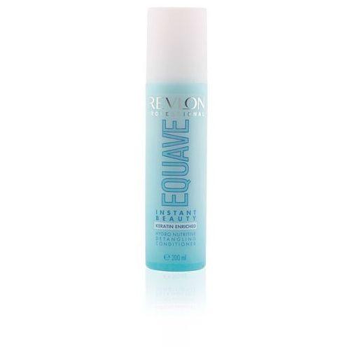 REVLON Equave Odżywka Keratin Hydro Nutritive Odżywka nawilżająca dwufazowa do włosów 200 ml (8432225036311)