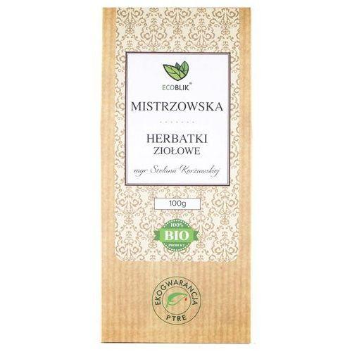 Herbatka Mistrzowska BIO 100 g Herbata Ecoblik, 5902020901266
