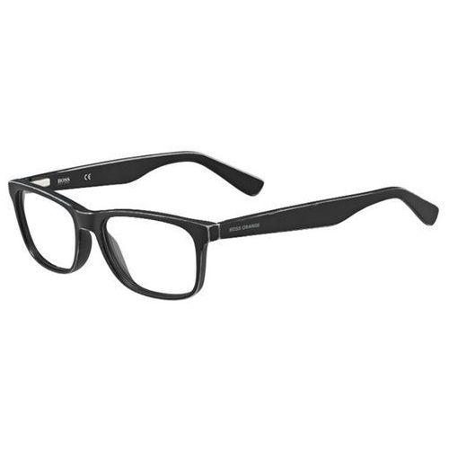 Okulary korekcyjne bo 0217 9dr marki Boss orange