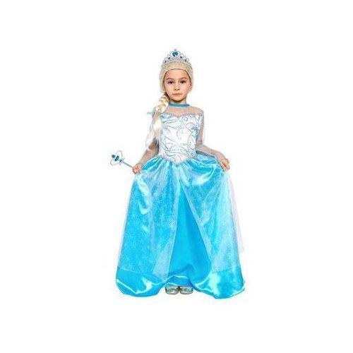 Go Kostium śnieżna księżniczka - l - 130/140 cm (5901238636458)
