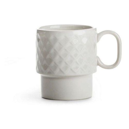 Sagaform - Coffee - filiżanka do kawy 0,25 l, biała - biały, SF-5017874 (11061973)