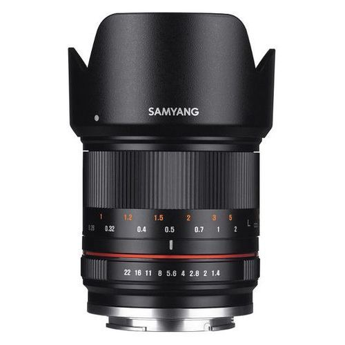 Samyang 21 mm f/1.4 ED AS UMC CS Sony E