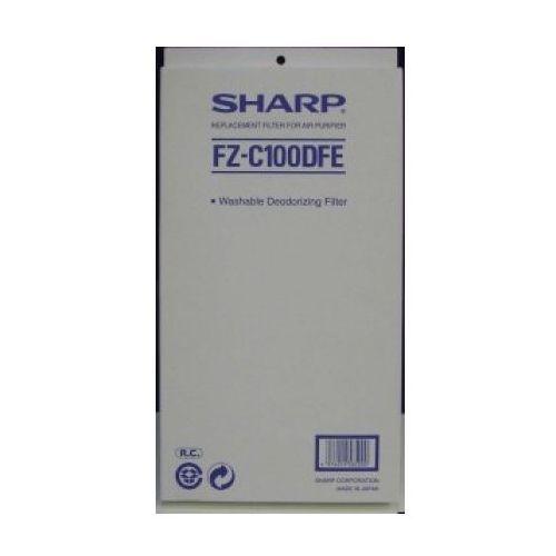 Sharp Fz-c100dfe , filtr węglowy do modeli kc-c100e, kc-850ew/r (4974019585000)
