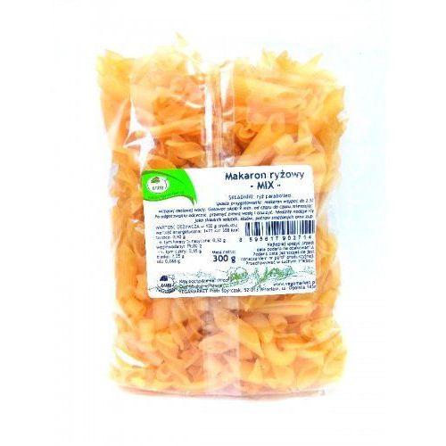 Makaron ryżowy mix bez glutenu 300g Natural (8595617902714)