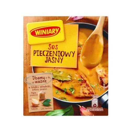 Nestle Winiary 30g sosy na każdy dzień sos pieczeniowy jasny
