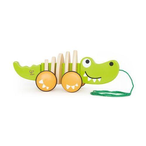 HAPE Krokodyl na sznurku (HAPE 0348) (6943478006355)