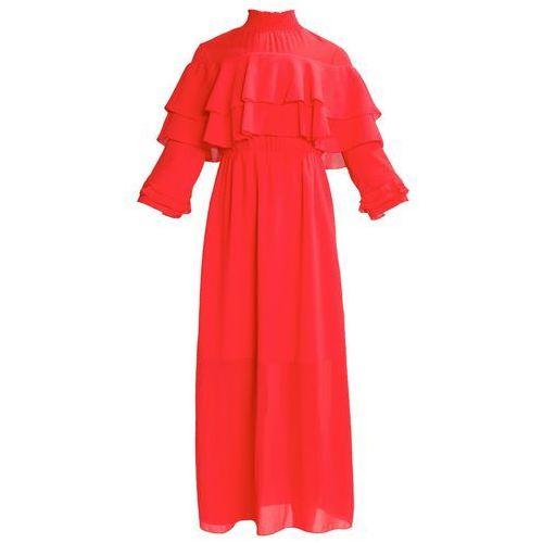 YAS YASCHINZ Suknia balowa racing red (5713449001907)