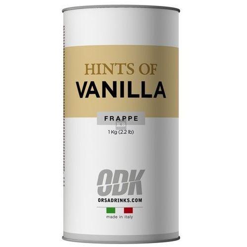 Frappe baza waniliowa ODK 1kg - puszka (8057829314162)
