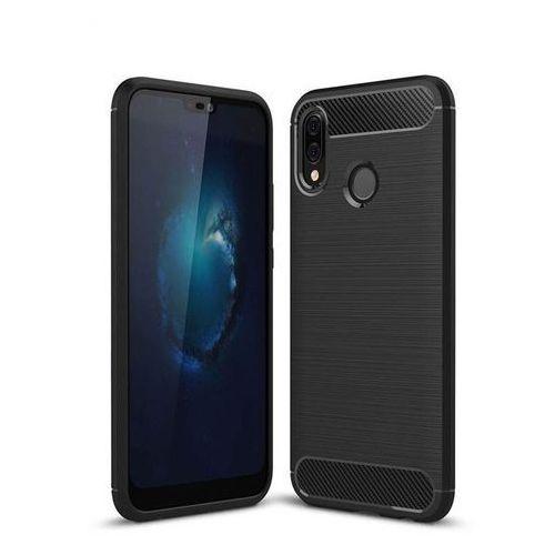 TECH-PROTECT TPUCarbon Black | Obudowa dla Huawei P20 Lite (99952105)