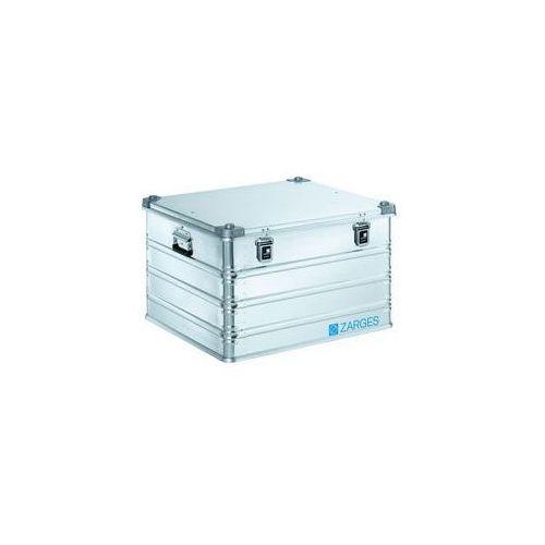 Aluminiowa skrzynka transportowa,poj. 190 l, dł. x szer. x wys. wewn. 690 x 640 x 430 mm marki Zarges