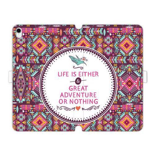Apple iPad Pro 11 - etui na tablet Wallet Book Fantastic - adventure