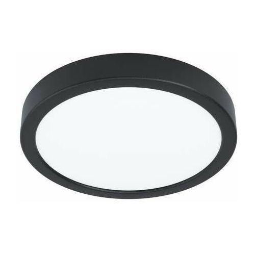 Eglo Fueva 5 99234 plafon lampa sufitowa 1x16.5W LED czarny (9002759992347)