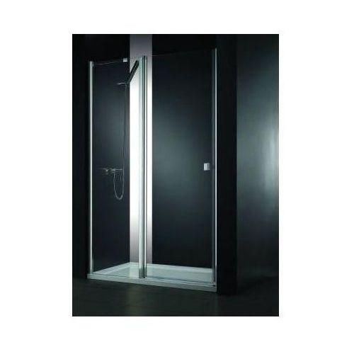 Drzwi prysznicowe uchylne singo 120 cm lewe ✖️autoryzowany dystrybutor✖️ marki Swiac