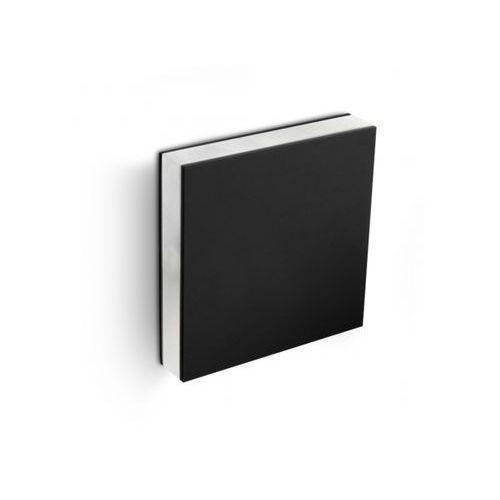 LEDPOINT square M930 LED kinkiet czarny 36706-M930-D9-00-03
