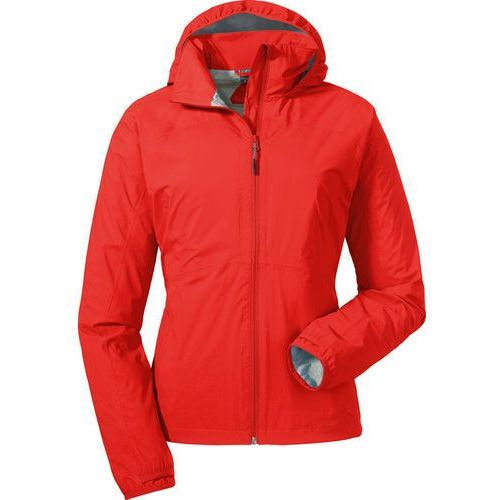 Schöffel neufundland1 kurtka kobiety czerwony 38 2018 kurtki przeciwdeszczowe