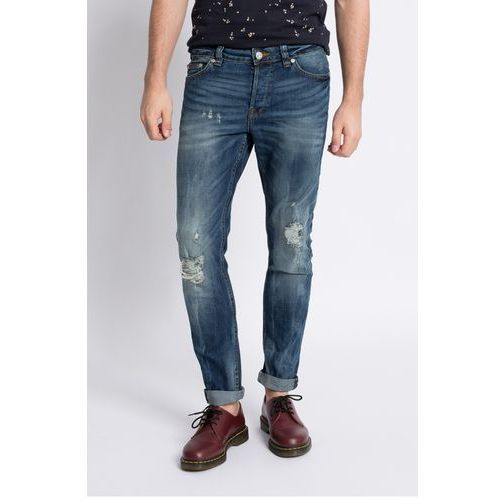 - jeansy loom med blue 3950 marki Only & sons