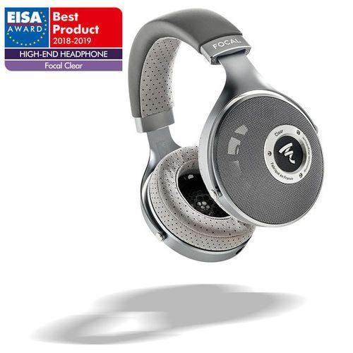FOCAL CLEAR - audiofilskie słuchawki nagłowne   Zapłać po 30 dniach   Gwarancja 2-lata