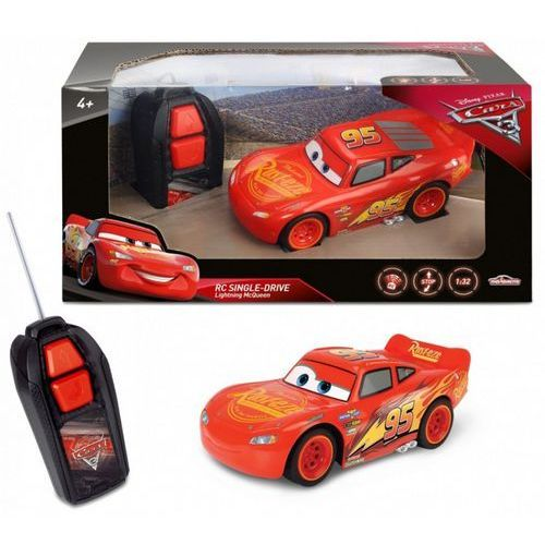 Cars 3 RC Zygzag McQueen 14 CM - Dickie (4006333054198)