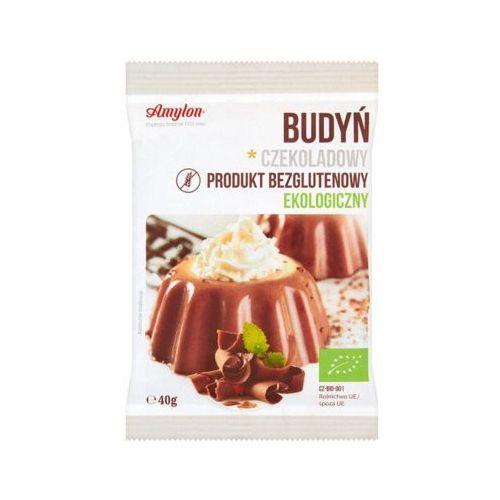 Amylon 40g budyń czekoladowy bezglutenowy bio