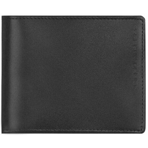 classic line 2.1 portfel card holder h8 skórzany 11 cm black marki Porsche design